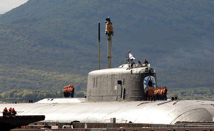 Общество: The National Interest (США): российский подводный флот гибнет?