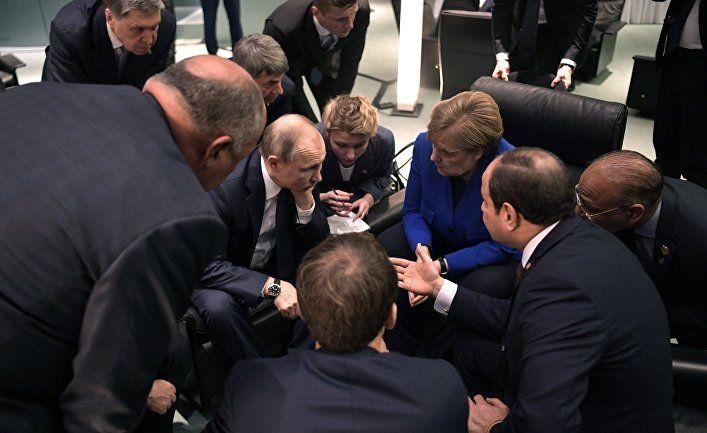 Общество: Русская Германия (Германия): разделенная Ливия очень объединяет