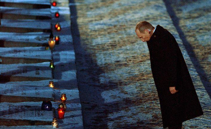 Общество: Le Monde (Франция): освобождение Освенцима — борьба за историю между Россией и Польшей