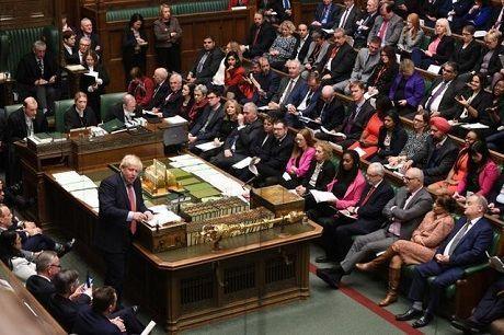 Общество: Британский парламент одобрил законопроект о Brexit, — Reuters