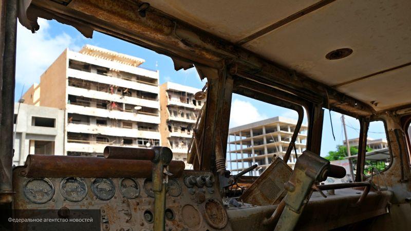 "Немецким журналистам не удалось найти доказательств присутствия ЧВК ""Вагнер"" в Ливии"