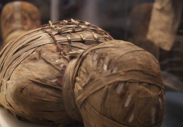 Общество: Ученые воссоздали голос трехтысячелетней мумии - Cursorinfo: главные новости Израиля