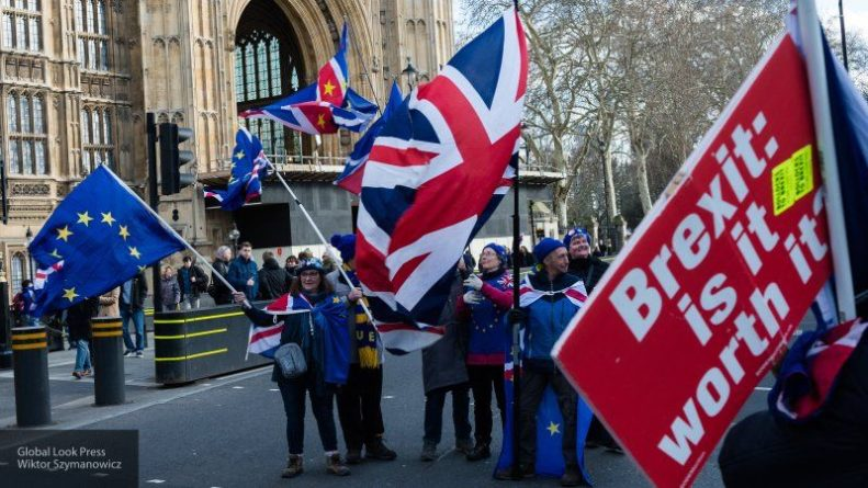 Общество: Главы Европейского совета и ЕК одобрили соглашение о Brexit