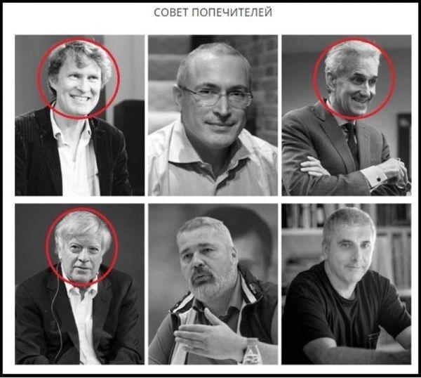"""Главред """"Новой газеты"""" Муратов решил подзаработать на дружбе с Ходорковским"""
