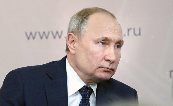 Общество: Respekt (Чехия): Путиным руководит одна эмоция