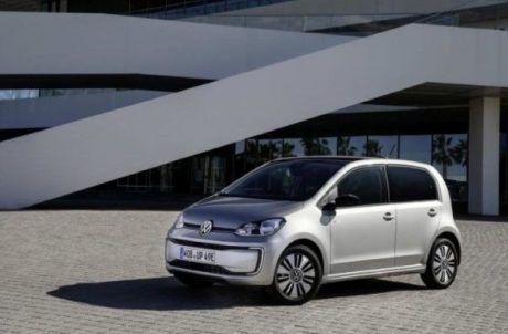 Общество: Volkswagen представил самый бюджетный электромобиль e-Up! 2020 (ФОТО)
