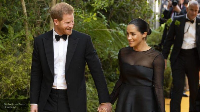 """Общество: Британский телеведущий сравнил """"позорное поведение"""" Меган Маркл с Ким Кардашьян"""
