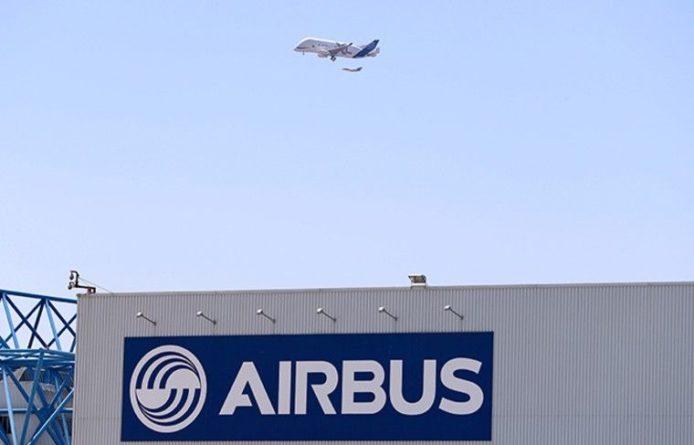 Общество: Airbus заплатит штраф за подкупы в России и других странах