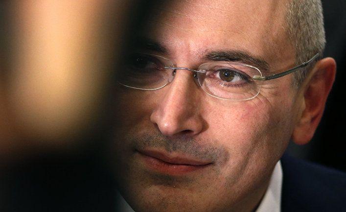 Общество: Le Monde (Франция): Ходорковский — изгнанник, который бросает вызов Кремлю