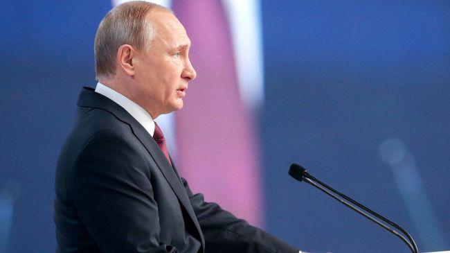 Общество: Путин: Человечество оказалось уопасной черты