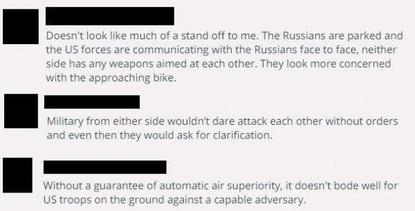 """Попытка Daily Express обвинить РФ в """"агрессии"""" против США в Сирии рассмешила читателей"""