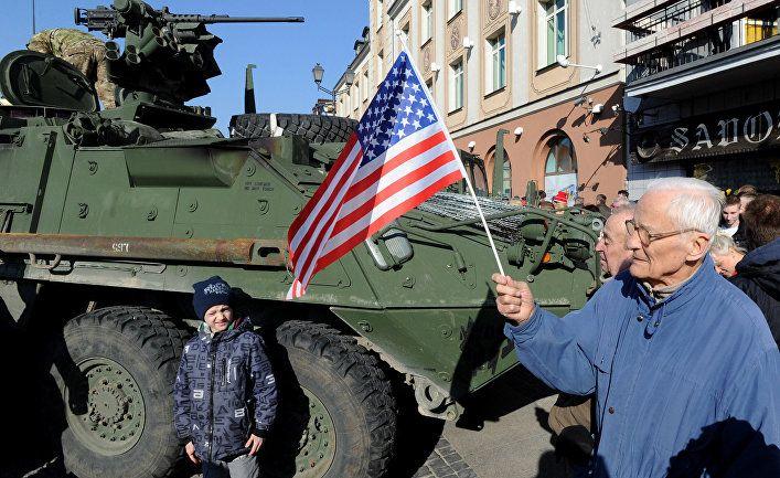 Общество: Gazeta Wyborcza (Польша): поляки не горят желанием помогать союзникам по НАТО