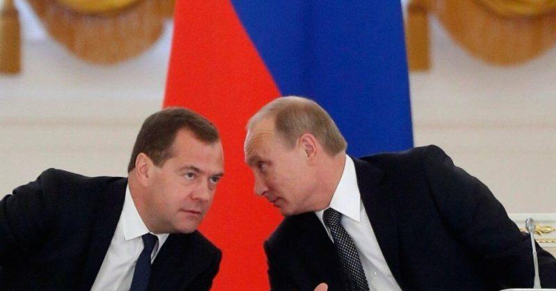 Общество: Пожизненное сенаторство: запасной вариант для Путина или отвлекающий маневр?