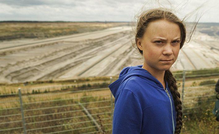 Общество: Грета Тунберг: я просто хотела собственное телешоу (The Daily Mash, Великобритания)