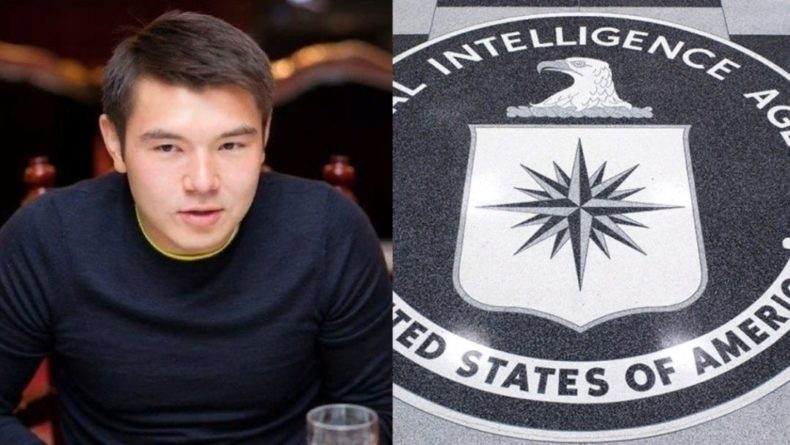 Общество: Клинцевич объяснил, зачем внук Назарбаева попросил политическое убежище у Британии