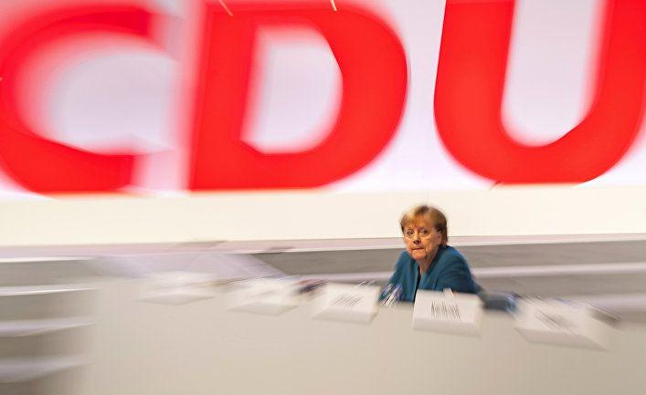 Общество: Project Syndicate (США): кризис правого радикализма в Германии
