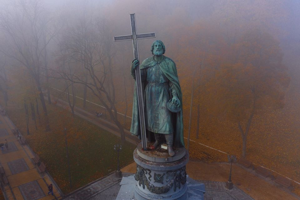 Киев вошел в десятку красивейших городов мира: потрясающие фото