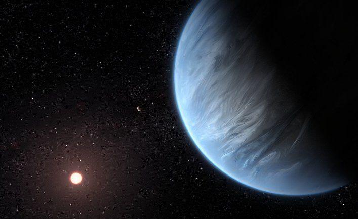 Общество: Science (США): эта дождливая экзопланета может быть пригодна для жизни