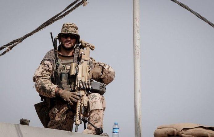 Общество: Военную базу коалиции в Ираке повторно обстреляли