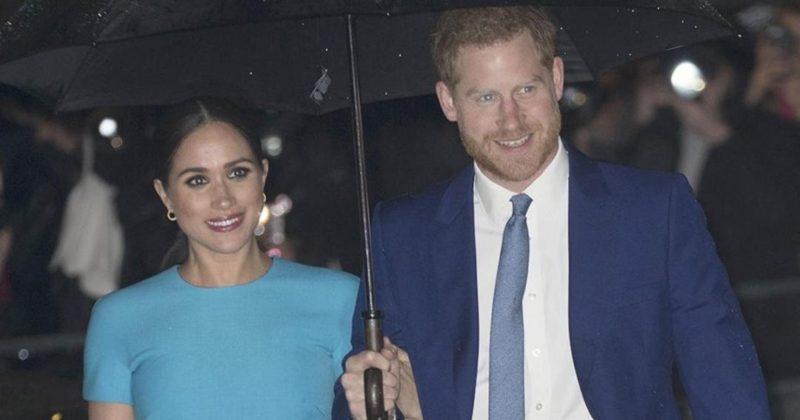 Общество: Коронавирус мог разлучить принца Гарри и Меган Маркл