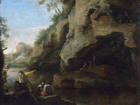 Общество: Из галереи в Оксфорде украдены три ценных картины