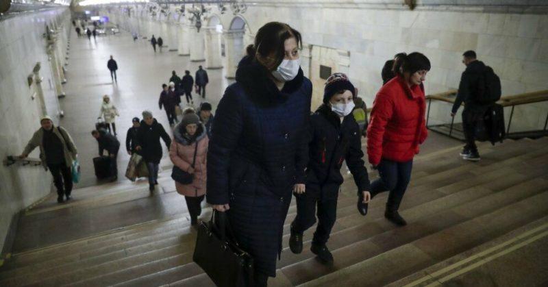 Общество: Число заразившихся коронавирусом в России увеличилось до 147