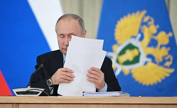 Общество: Британские читатели: Россия — страна смертоносных ракет и дырявых ботинок (The Times, Великобритания)