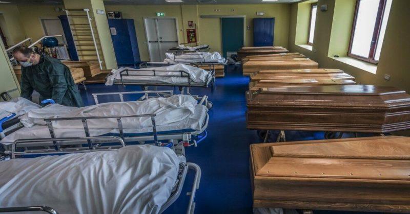 Общество: В Великобритании из-за коронавируса умер гражданин Латвии