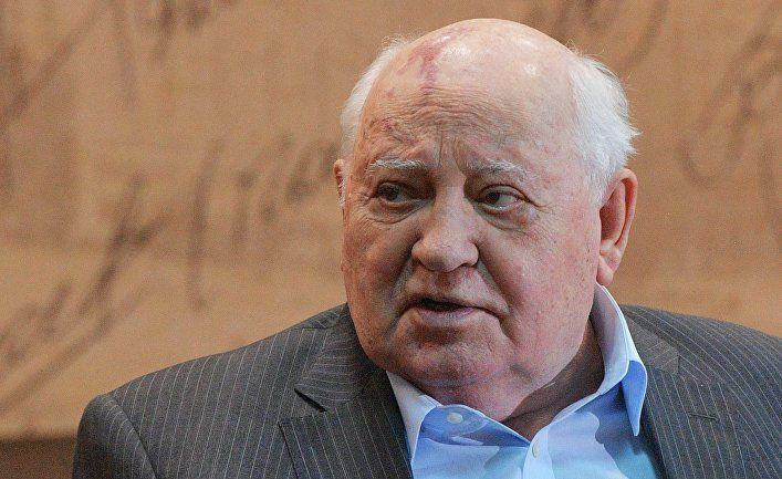 Общество: Folha (Бразилия): Горбачев призывает лидеров к глобальному диалогу перед лицом пандемии
