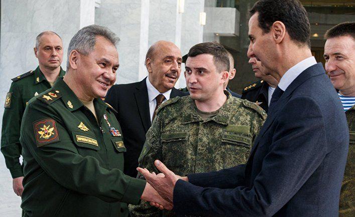 Общество: Al Modon (Ливан): Шойгу в Дамаске. Чавушоглу назвал Идлиб «новым Сектором Газа»