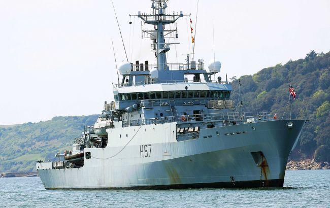 Общество: ВМС Британии заметили высокий уровень активности кораблей РФ во время пандемии