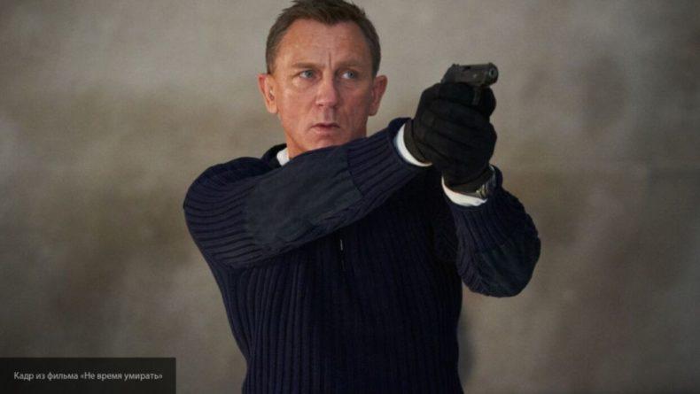 Общество: Трое мужчин похитили пистолеты Джеймса Бонда в Лондоне
