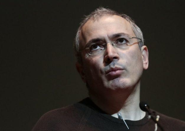 Общество: Смертельно больной Ходорковский хочет забрать с собой как можно больше людей