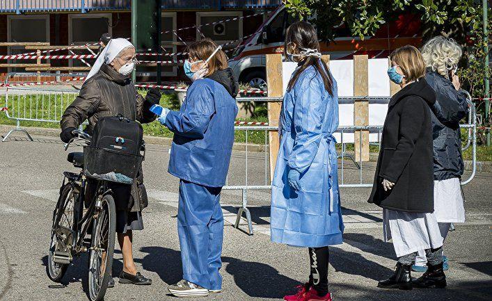 Общество: Science (США): поможет ли всеобщее ношение масок замедлить пандемию?