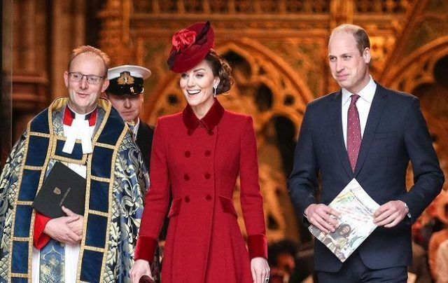 Общество: Кейт Миддлтон и принц Уильям показали, как они работают дома (ФОТО)