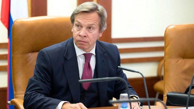 Общество: Пушков объяснил, зачем политик из США написал роман о «планах» РФ начать ядерную войну