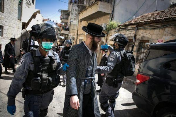 Общество: Блокирование районов проживания ультраортодоксов: Израиль в фокусе