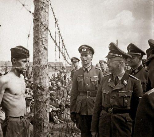 Общество: Рассекречены подробности задержания организатора холокоста - Cursorinfo: главные новости Израиля
