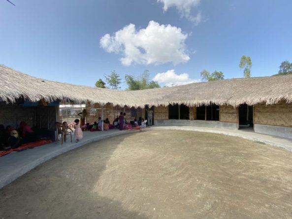 Общество: В Бангладеше построен новый уникальный центр для беженцев
