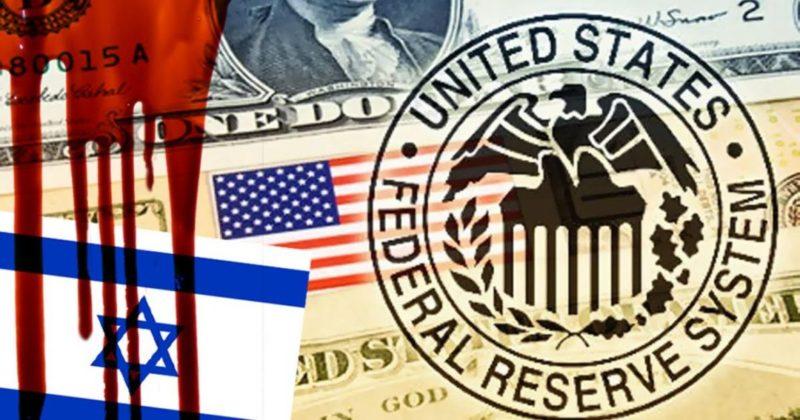 Общество: Уничтожение евреев для спасения доллара