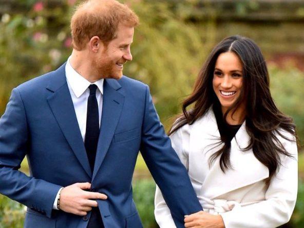 Общество: Нет покоя: Меган Маркл и принц Гарри снова переезжают - Cursorinfo: главные новости Израиля