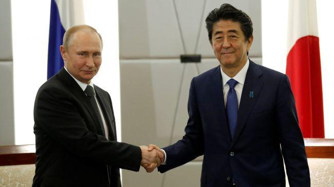 Общество: Совет из США: Политика Абэ провалилась, Японии нужно быть жестче с Россией