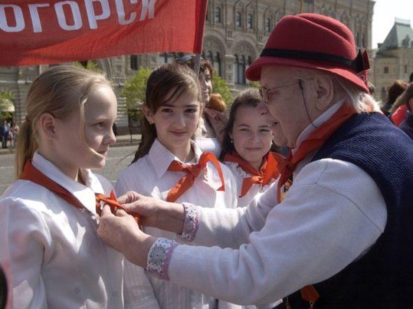 Общество: Россия вводит режим патриотизма