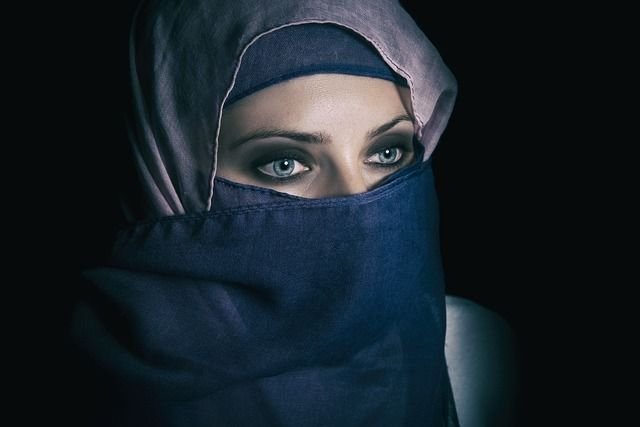 Общество: Мусульманка в хиджабе впервые стала судьей в Британии - Cursorinfo: главные новости Израиля