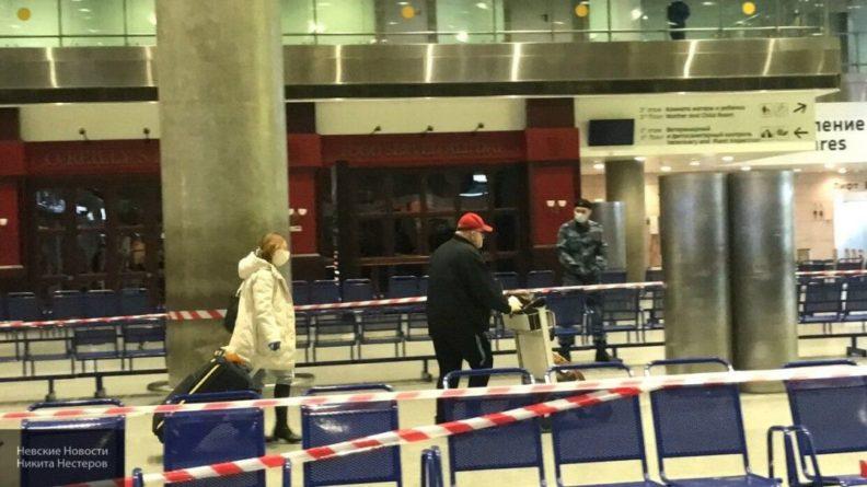 Общество: Три рейса в один день вернут россиян из-за границы в Петербург