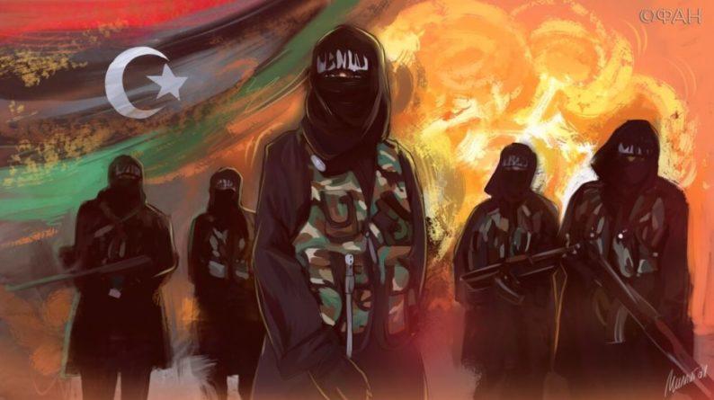 Общество: SOHR указал на причастность сирийских наемников ПНС Ливии террориста аль-Буэдани к ИГИЛ