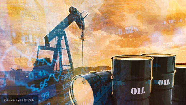 Общество: Американская WTI поставила рекорд на рынке нефти