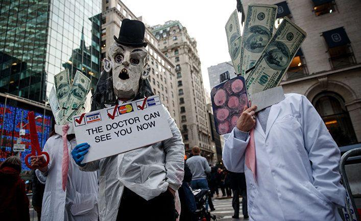 Общество: Der Tagesspiegel (Германия): американская трагедия — это система
