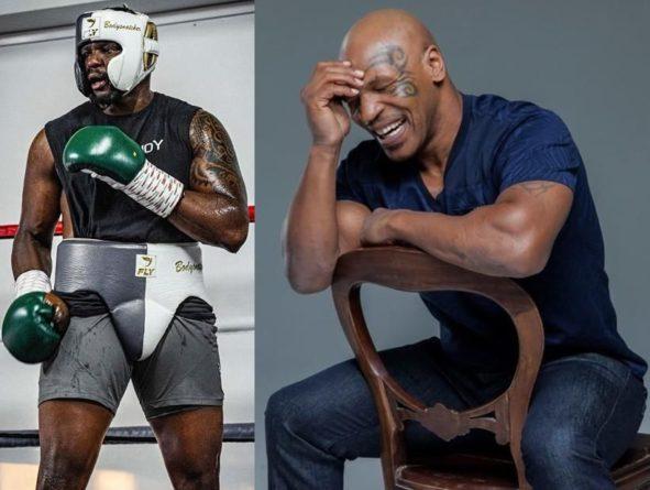 Общество: Диллиан Уайт заявил, что решивший вернуться на ринг Майк Тайсон может умереть во время поединка