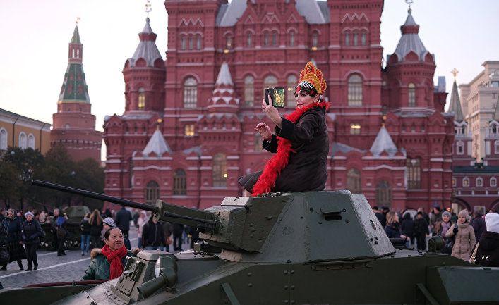 Общество: Немецкий фотограф в России: «Больше, чем Путин, газ и конфликты» (ZDF, Германия)